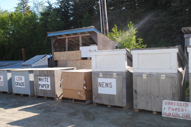 Haines Recycles!